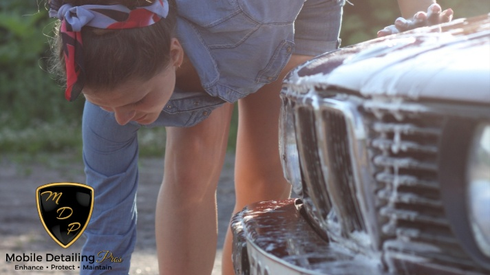 faster auto detailing