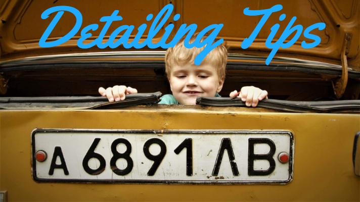 Detailing Tips: Cleaning Up After Kids