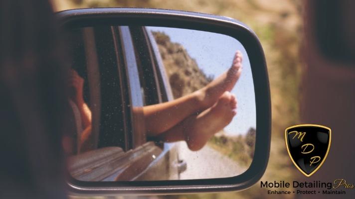 keep car cool in summer