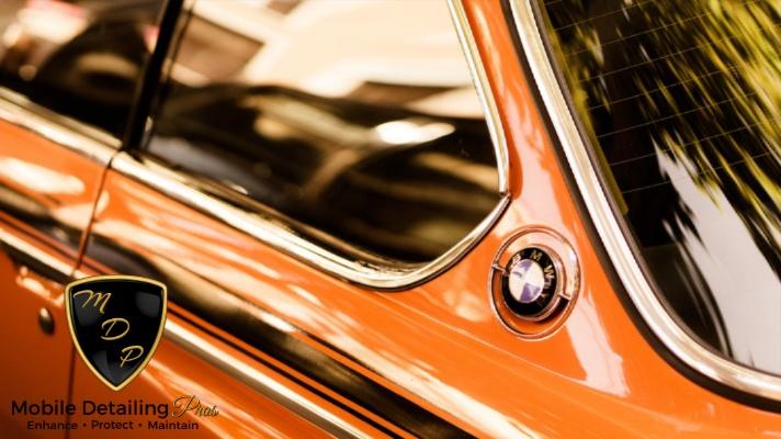 car detailing tips: window detailing