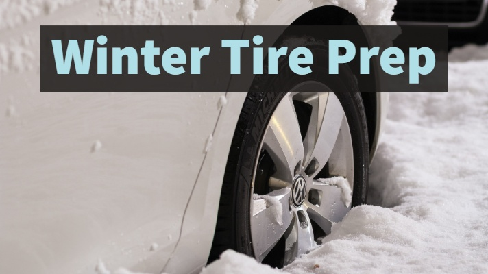 Prepping Your Tires for Winter