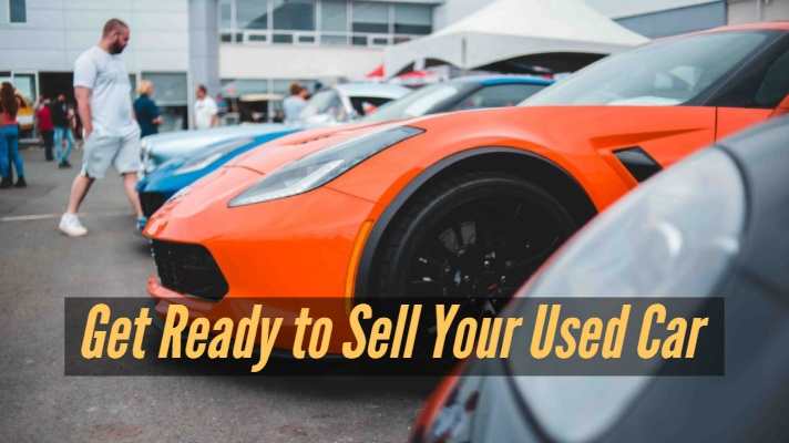 Get Ready to Sell Your Used Car