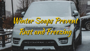 auto detailing winter soaps