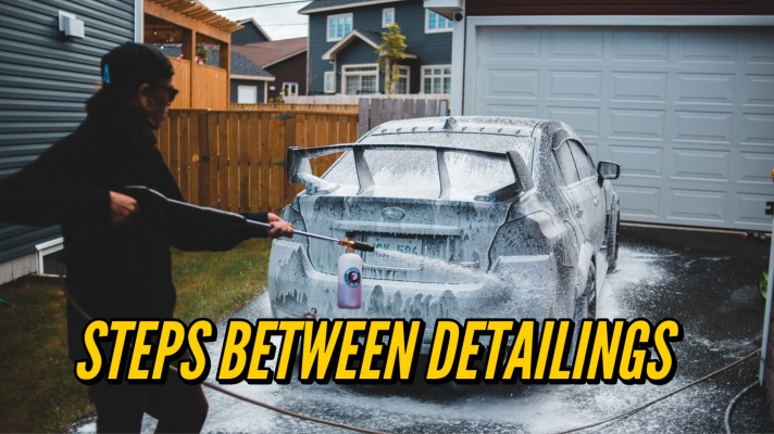 Mobile Detailing Tips: Necessary Steps Between Detailing Jobs