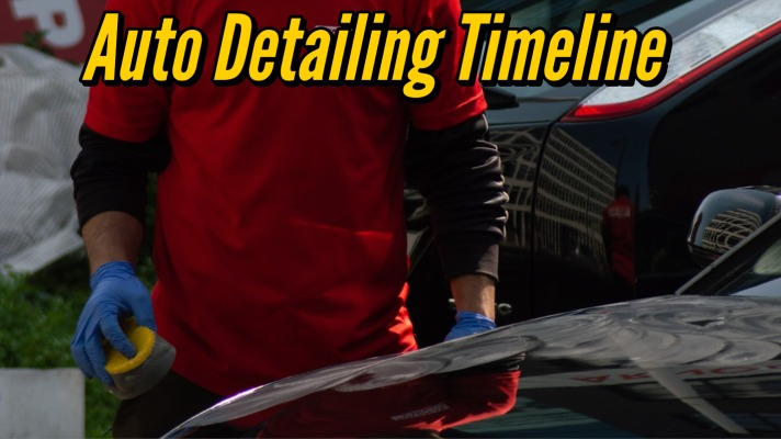 Fun Fact: How Long Has Auto Detailing Been Around?